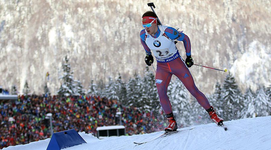 Dopingavstängda ryska skidskyttar till VM